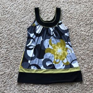 Dressy women's tank top